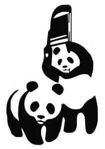 Wildlife Wrestling Federation logo