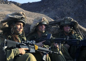 Field intelligence combat unit in the Israel Defense Forces, or IDF