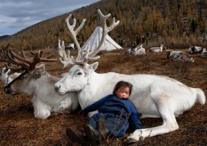 Reindeer People of Mongolia
